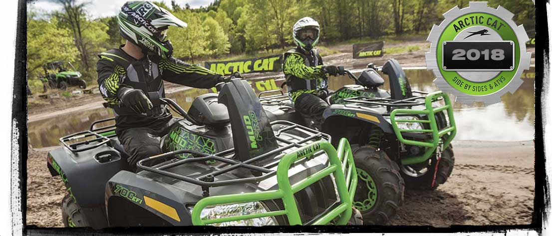 Arctic Cat MudPro